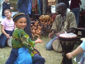 Afrika macht Spaß
