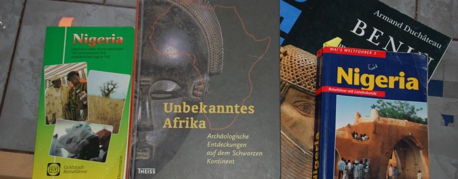 Bücher aus Afrika